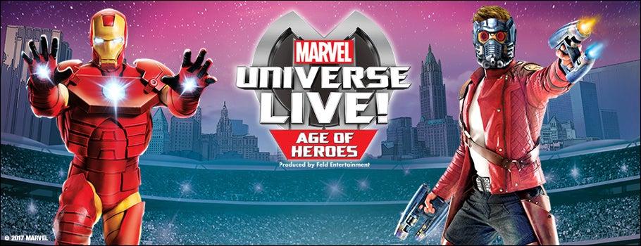 Marvel Universe LIVE! | Barclays Center