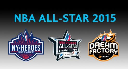 NBA D-League All-Star Game | Barclays Center