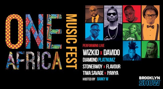 One Africa Music Fest | Barclays Center