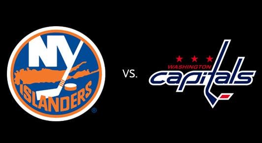 New York Islanders vs. Washington Capitals | Barclays Center