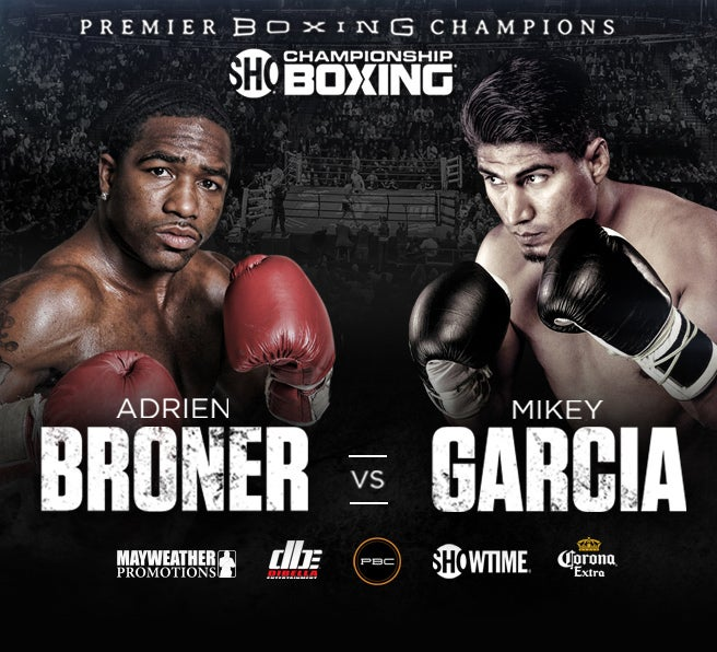 Mikey Garcia vs Adrien Broner (29-07-2017) Full Fight