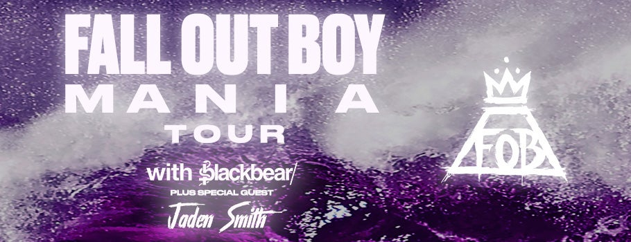 Blackbear And Fall Out Boy Tour Tickets