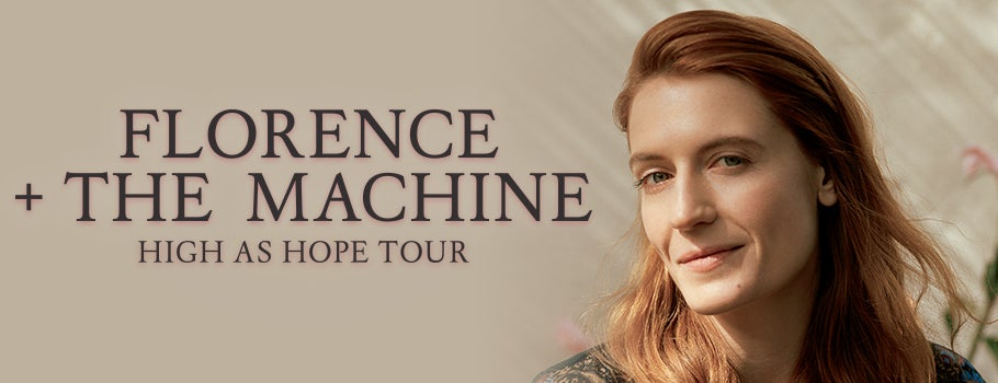 florence and the machine tour 2018