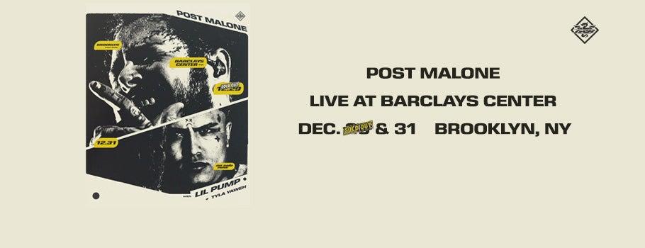 Post Malone | Barclays Center