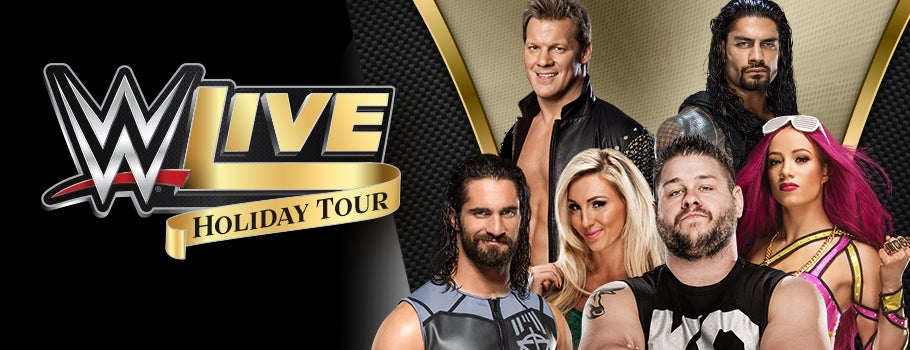 Wwe live holiday tour barclays center wwe live holiday tour m4hsunfo