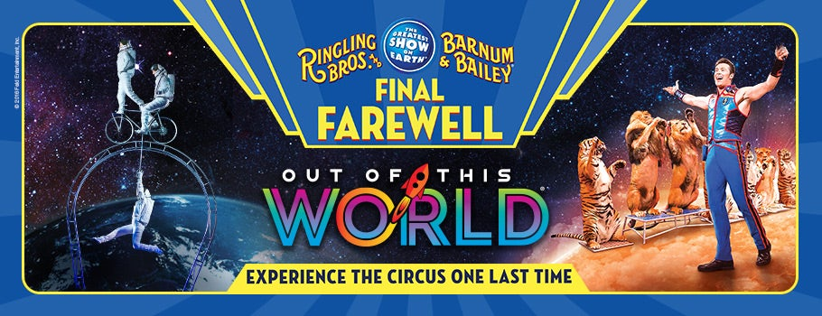 Ringling Bros And Barnum Bailey Presents Out Of This World Barclays Center