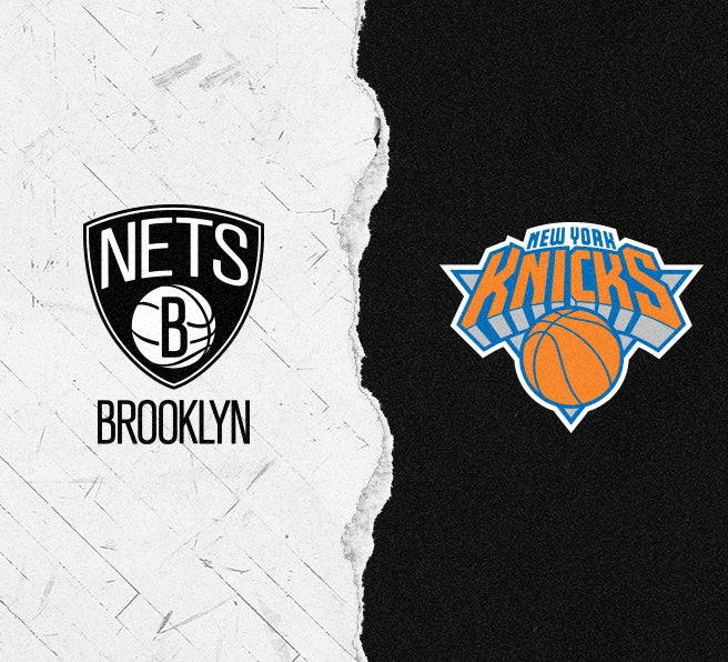 Brooklyn Nets vs New York Knicks @ Barclays Center | New York | United States