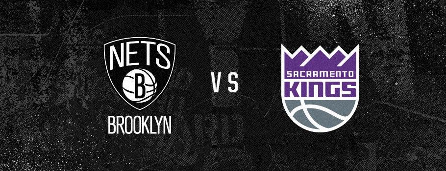 Brooklyn Nets vs  Sacramento Kings | Barclays Center