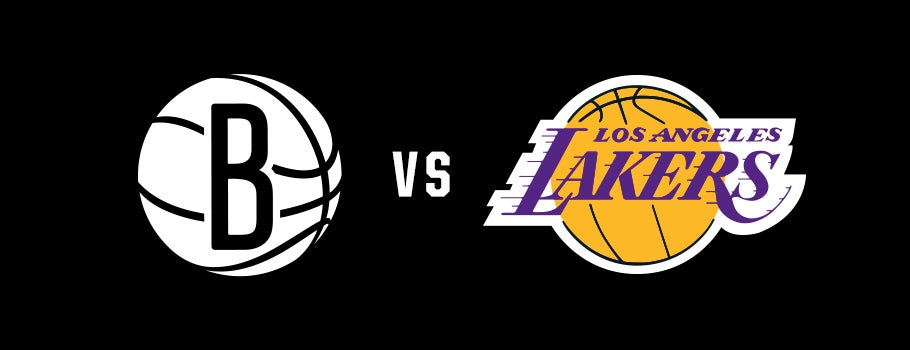 Brooklyn Nets vs. Los Angeles Lakers | Barclays Center
