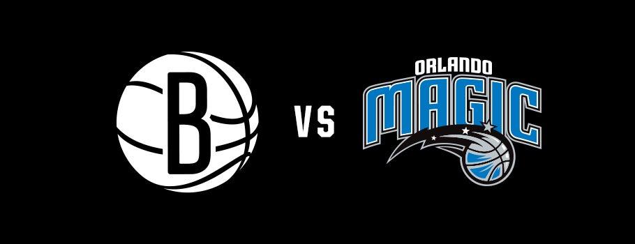 Brooklyn Nets Vs Orlando Magic Barclays Center