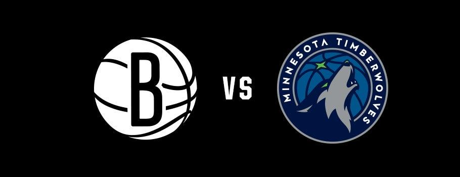 Brooklyn Nets Vs Minnesota Timberwolves Barclays Center