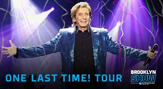 Barry Manilow Barclays Center