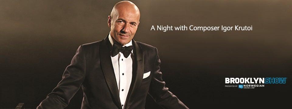 Igor Krutoi Gala Concert Barclays Center