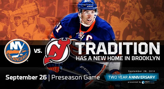 low priced 25818 304a6 New York Islanders vs. New Jersey Devils | Barclays Center