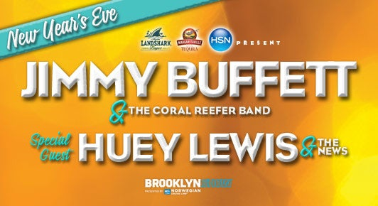 Jimmy Buffett and the Coral Reefer Band | Barclays Center