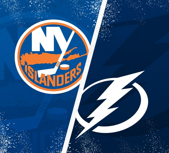 New York Islanders vs Tampa Bay Lightning @ Barclays Center | New York | United States