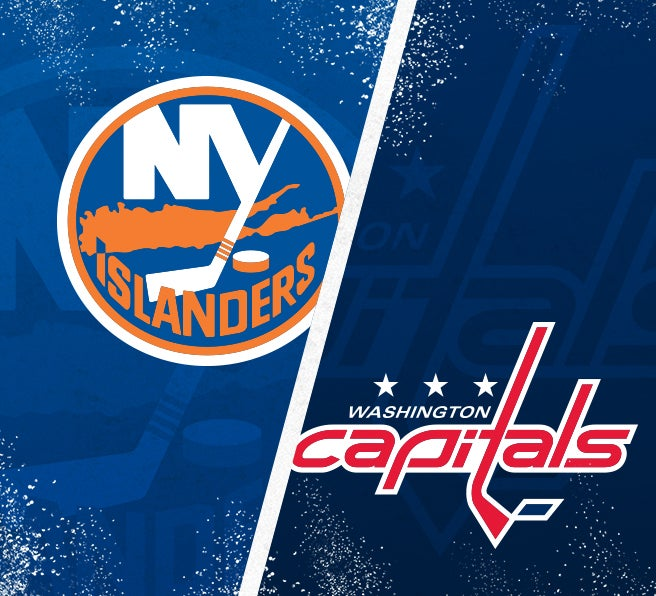 New York Islanders vs Washington Capitals @ Barclays Center | New York | United States