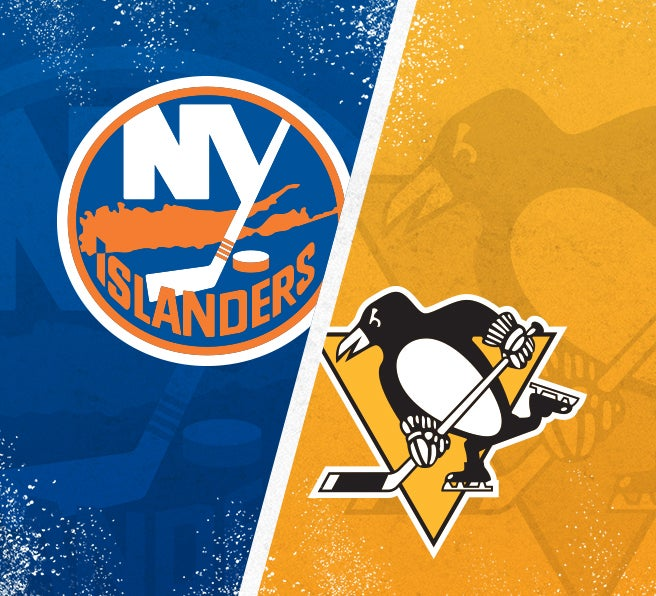 New York Islanders vs Pittsburgh Penguins @ Barclays Center | New York | United States