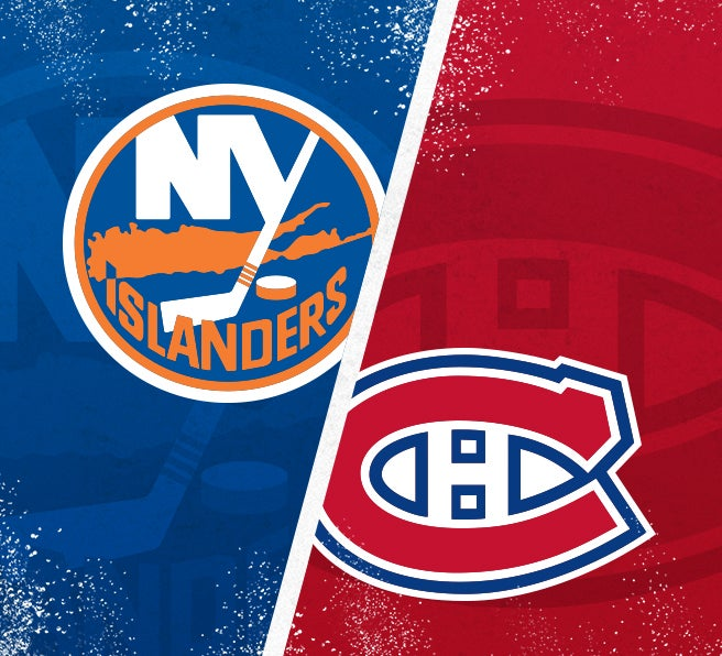 New York Islanders vs Montreal Canadians @ Barclays Center | New York | United States