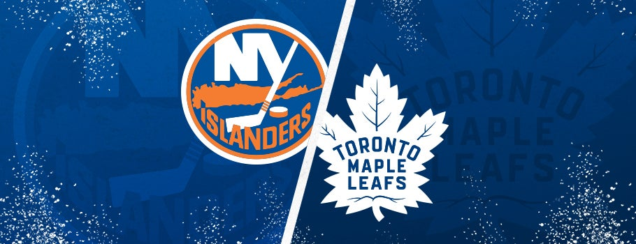 New York Islanders Vs Toronto Maple Leafs Barclays Center