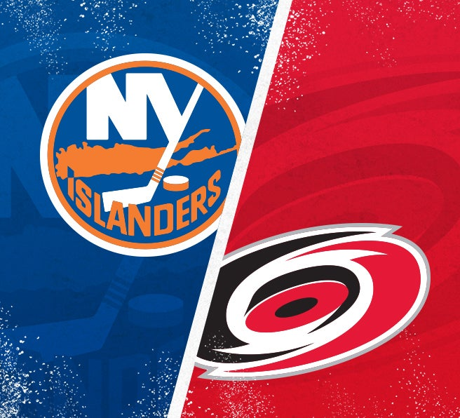 New York Islanders vs Carolina Hurricanes @ Barclays Center | New York | United States