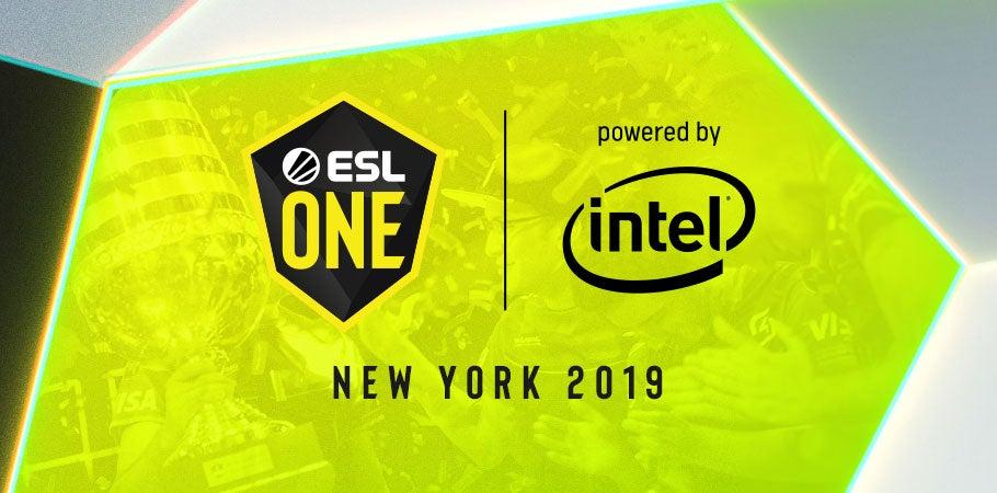 Esl New York 2020.Esl One New York 2019 Barclays Center