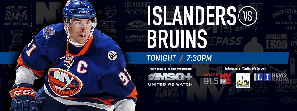 Ny Islanders Vs Bruins