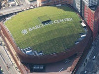 Barclays Center has launched 'B' Green presented by National Grid