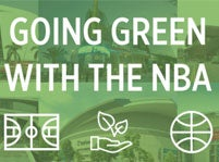 Going Green with the NBA