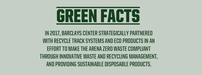 Green Community Corner   Barclays Center