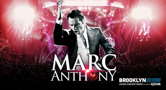 marc anthony barclays center - Valentines Day Concert