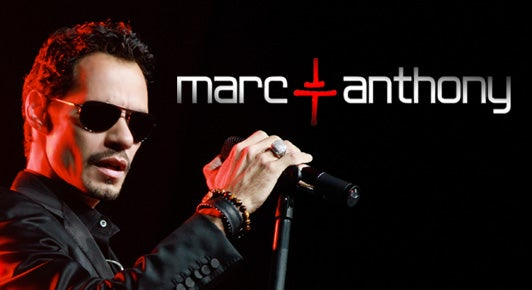 Marc Anthony Global pop icon Marc Anthony