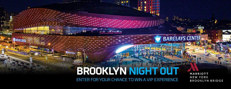 Marriott Brooklyn Night Out | Barclays Center