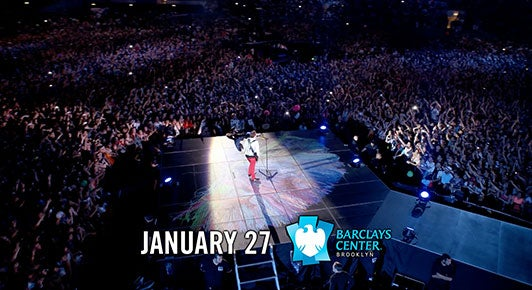 Barclay Center Seating Tour