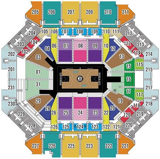 New Warriors Stadium Inside: State Farm All-Star Saturday Night