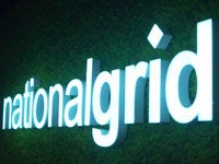 National Grid Green Wall Unveil